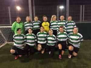 Barrow Celtic Juniors Ladies